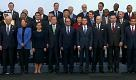 Cop 21, Parigi: la foto di gruppo dei capi di Stato e governo - La Repubblica