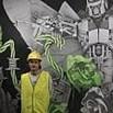 Torino, da galleria ferroviaria a galleria d'arte: graffiti d'artista nel tunnel della Tav