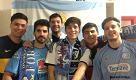 Forza Napoli, il tifo degli studenti argentini per Higuain e gli azzurri - La Repubblica